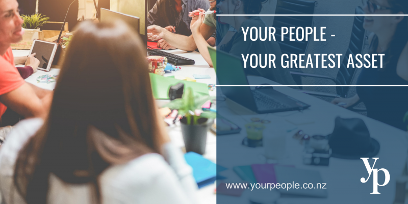 Your Greatest Asset - Your People